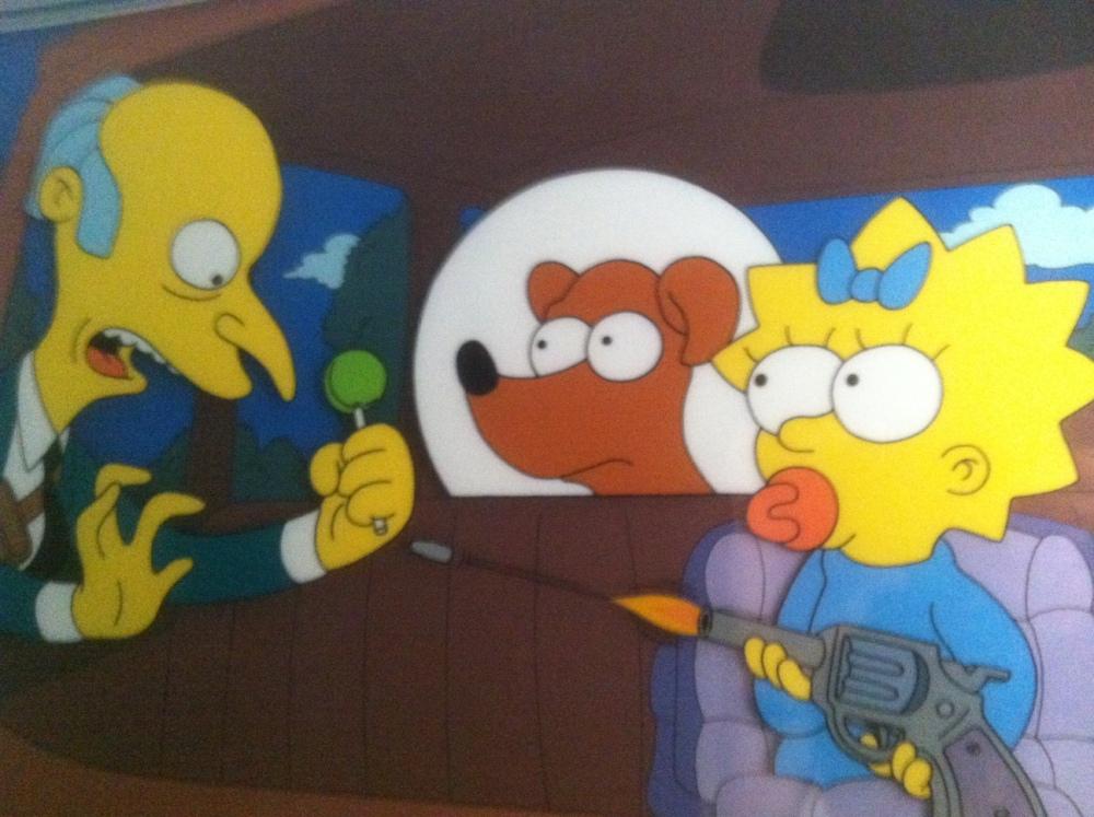 D'oh, A Simpsons Marathon Challenge     (2/2)