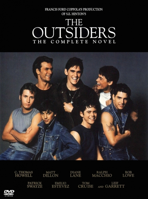 The Outsiders - cast