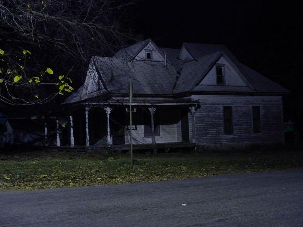 The Seneca Hill Ghost (3/3)