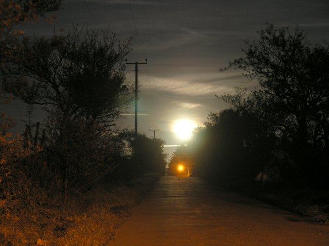 The Seneca Hill Ghost (1/3)
