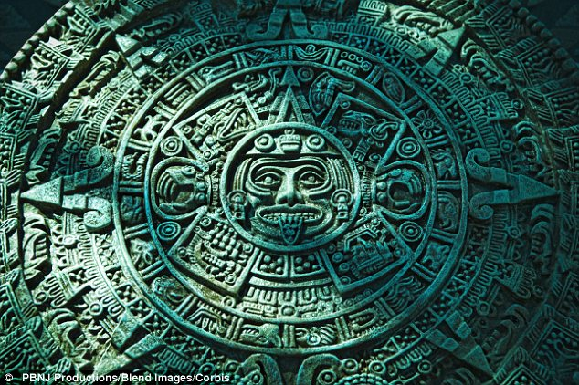 An ancient Mayan Calendar, which is made up of 394-periods, called baktuns, predicts that Doomsday is on Dec. 21st.