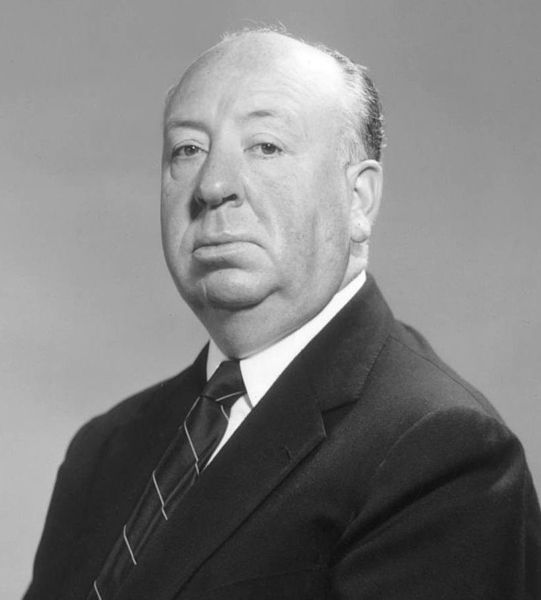 "Alfred Hitchcock suspects that when we view someone across a courtyard that most of us will stay and look. No one says ""It's none of my business."""