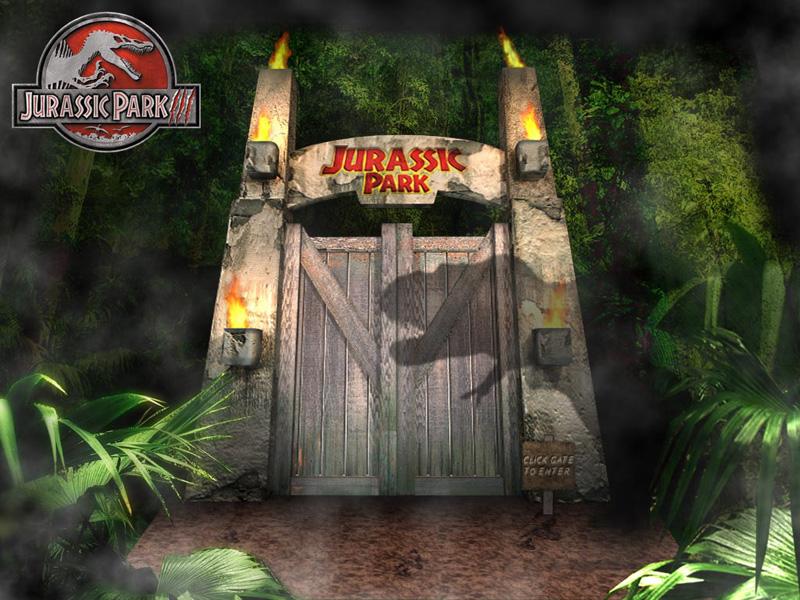 Jurassic Park (1/3)
