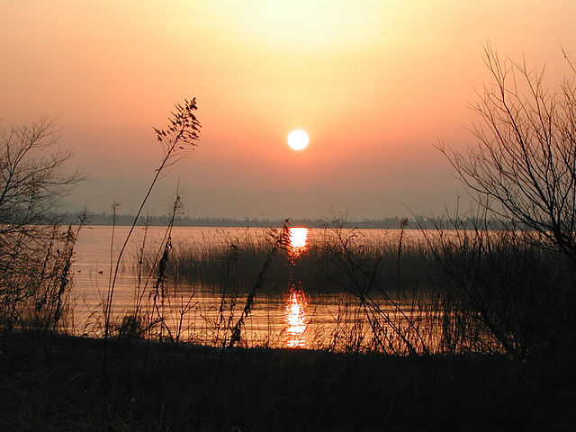 A new day dawns ...