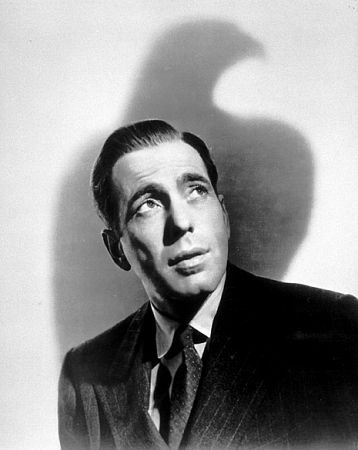 "Humphrey Bogart as Sam Space in ""The Maltese Falcon"""