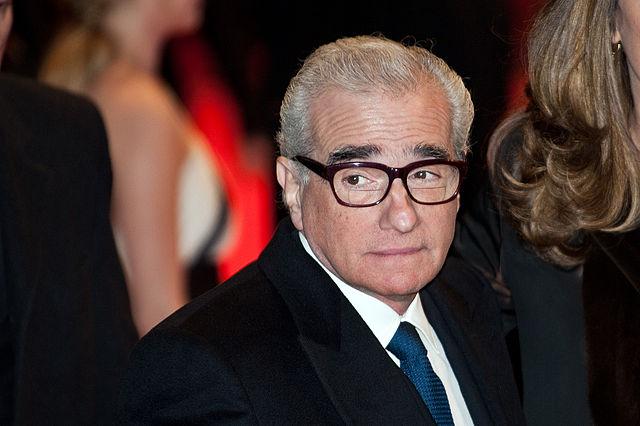 """Martin Scorsese, director of """"Shutter Island"""""""