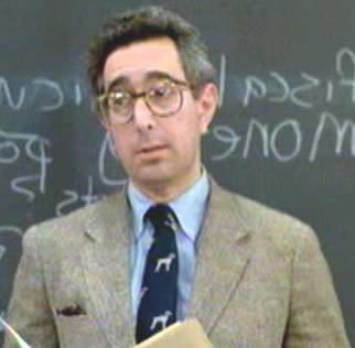 """Any one? Any one?"" (Ben Stein in ""Ferris Bueller's Day Off"")"