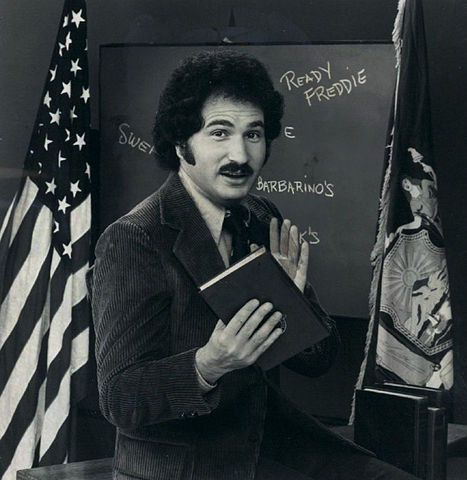 "Gabe Kaplan in ""Welcome Back, Kotter"""