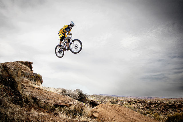 Free - Mountain biking