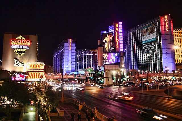 Las Vegas - Flamingo Road