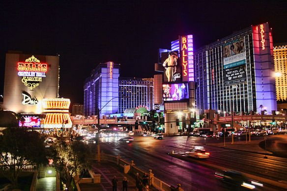 Las Vegas - Flamingo Road