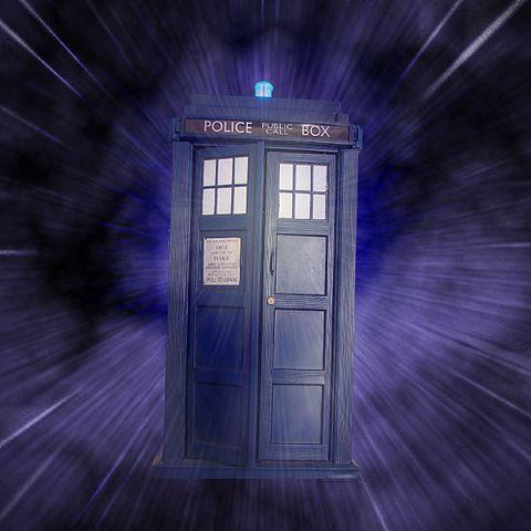 Tardis - Dr. Who