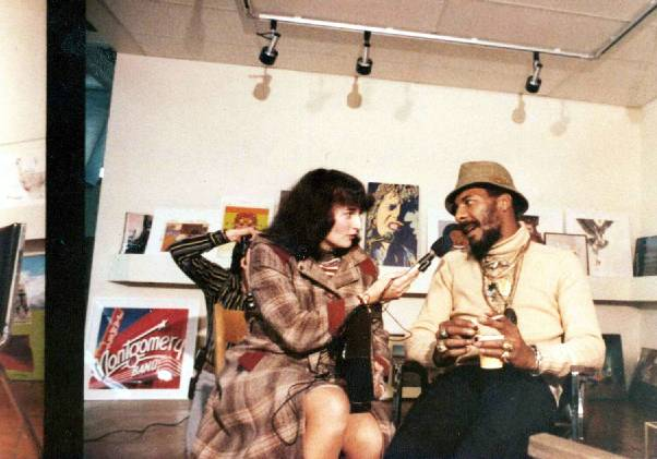 WOLF - Judy Manzer Berman and Richie Havens