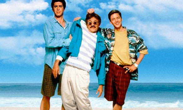 Weekend at Bernies - main characters