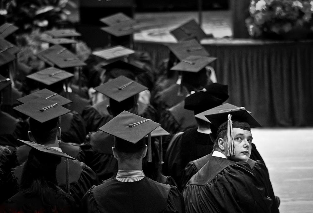 education - Uncertain Future - taken 2009 by Daniel Teoli Jr