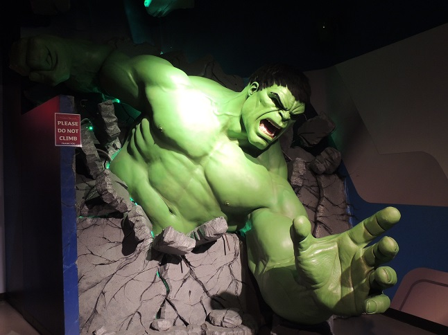 Vegas - Madame  Tussauds - June 2014  (21) - Hulk