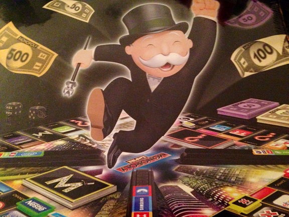 monopoly - moneybags