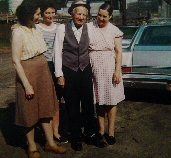 Mr. Benjamin Musser and relatives