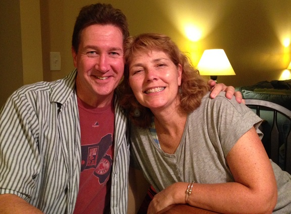 Syracuse - Rick and Holly Moriarty - July 2014