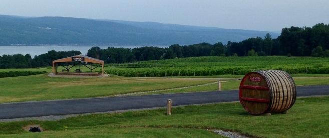 Watkins Glen - Glenora Winery - July 2014