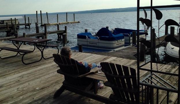 Watkins Glen - Showboat Motel - Judy Berman reading