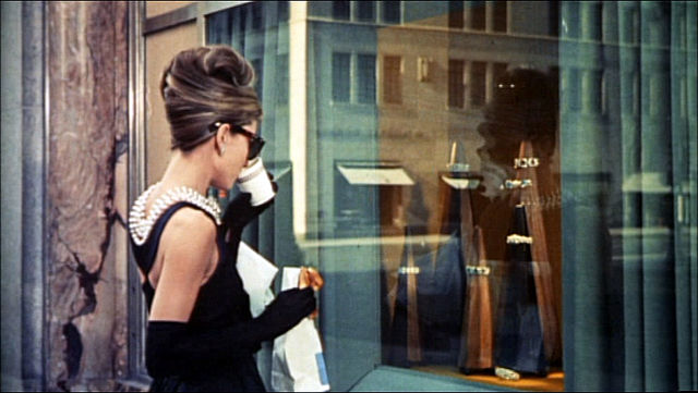 Audrey Hepburn - Breakfast at Tiffany's