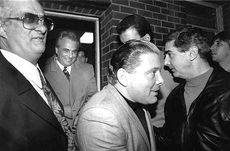 John Gotti and Sammy, The Bull, Gravano