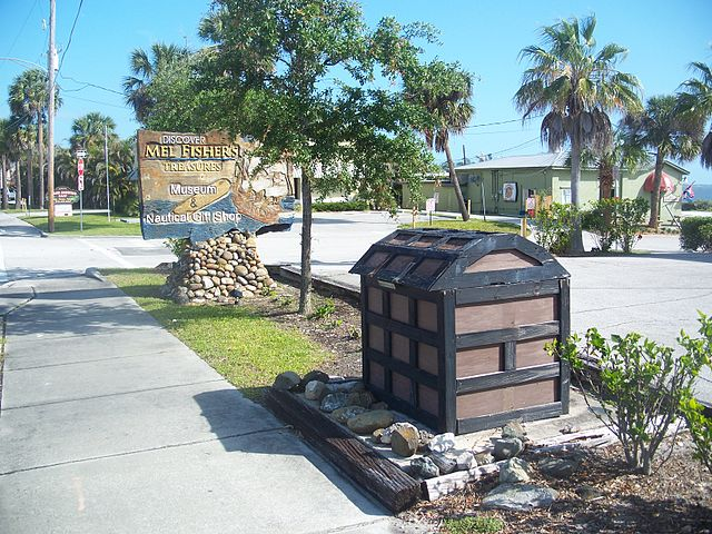 Mel Fisher Treasure Museum, Sebastian, Florida