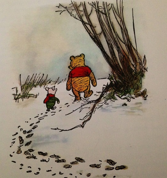 Winnie the pooh and piglet1