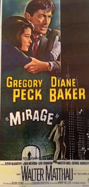 Mirage - movie poster