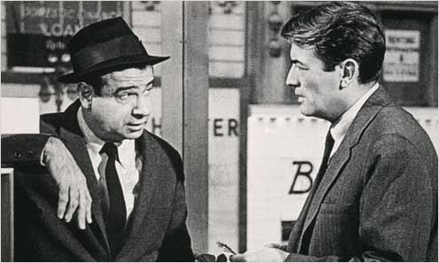 Mirage - Walter Matthau and Gregory Peck