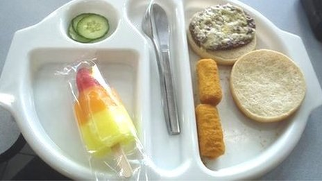 School lunch photo ban lifted in Scotland