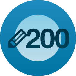 Wordpress - milestone-200 posts