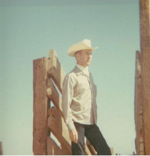 Dad - Joseph H. Fiet III - the Marilboro man look