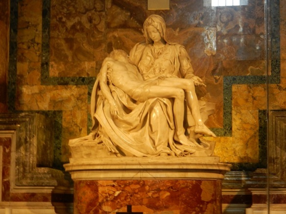 Rome - family vacation - Vatican - June 2015 (61) - Pieta