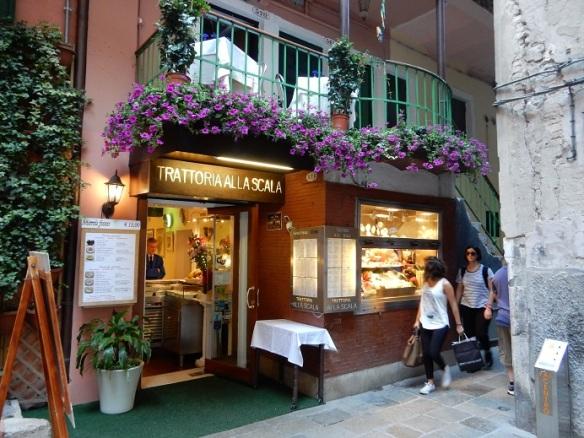 Venice - restaurant
