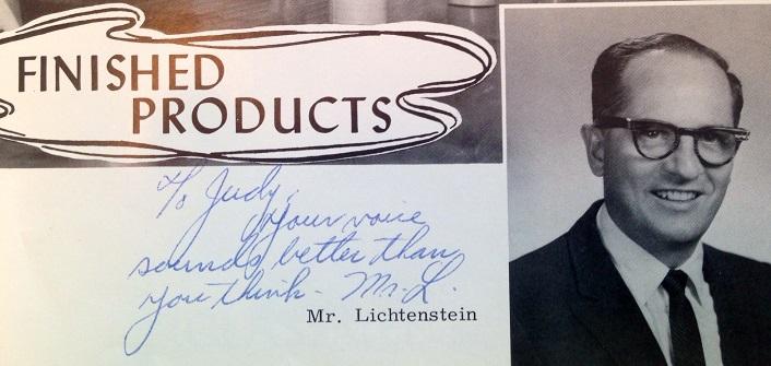 Louis Lichtenstein - APW Central