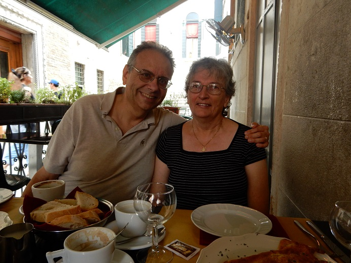 Venice - family vacation - June 2015 (97) - at Caffe India