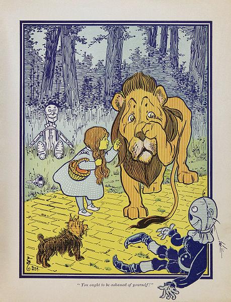 Wizard of Oz - 1900