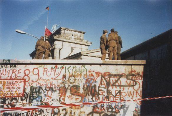 Wall - Berlin Wall - 1989