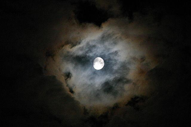 Moon - Lunar Corona